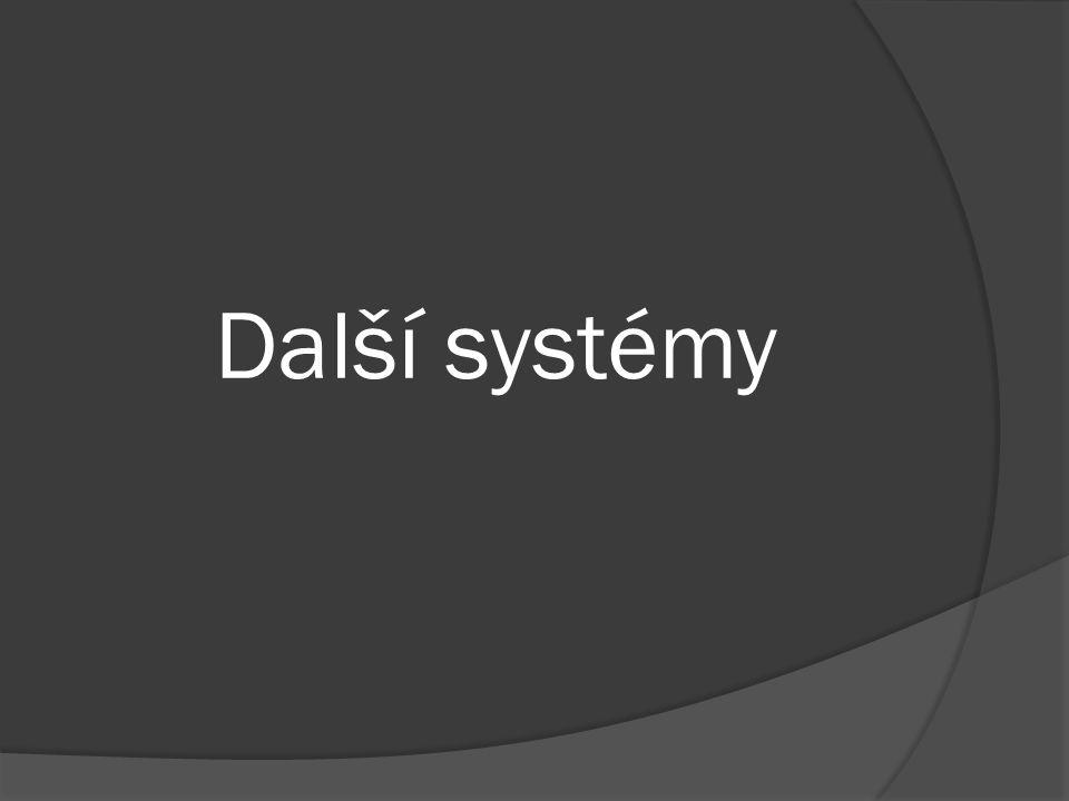 Další systémy