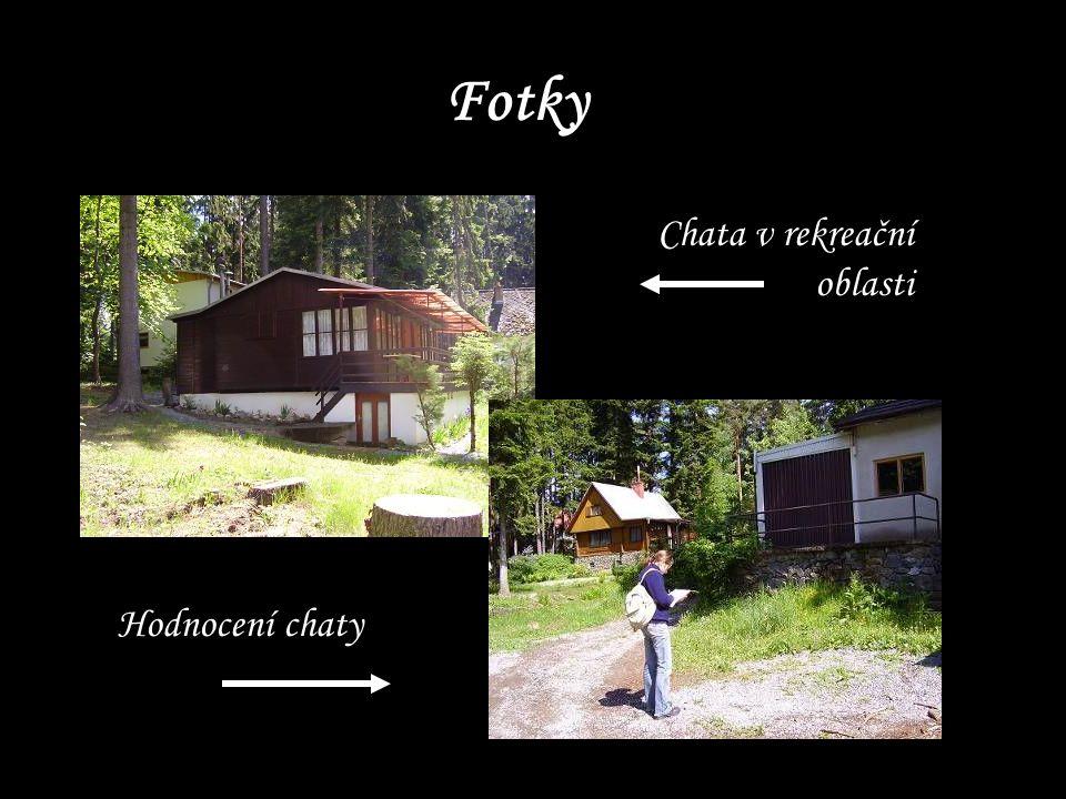 Fotky Chata v rekreační oblasti Hodnocení chaty