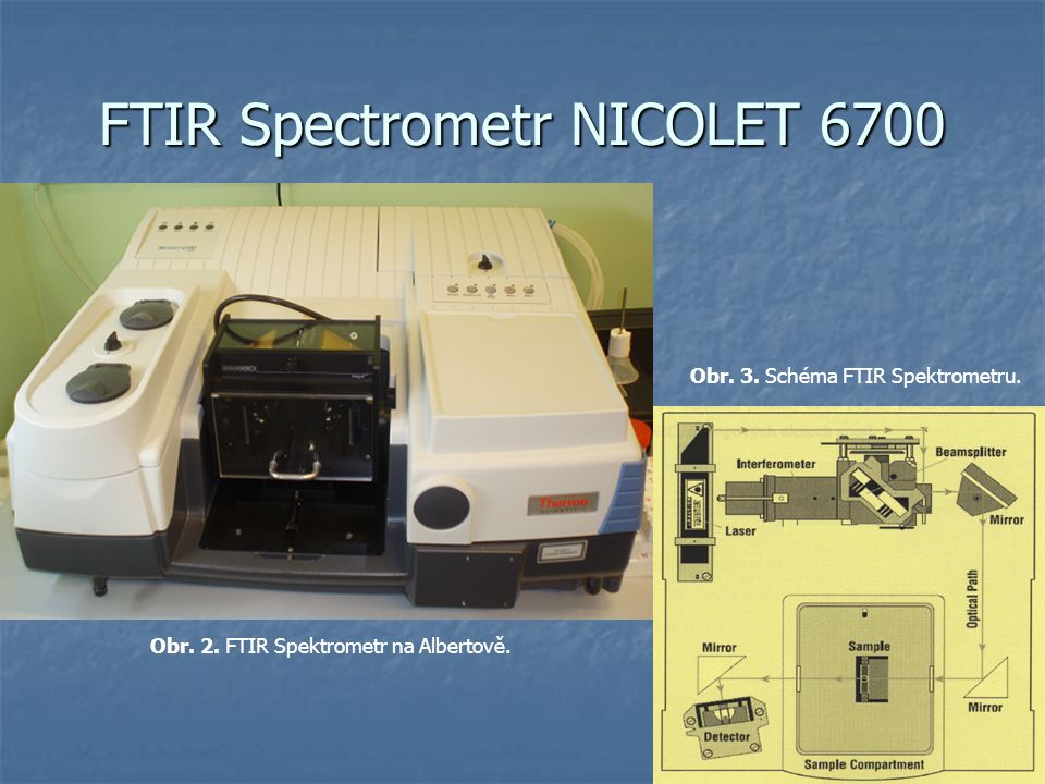 FTIR Spectrometr NICOLET 6700