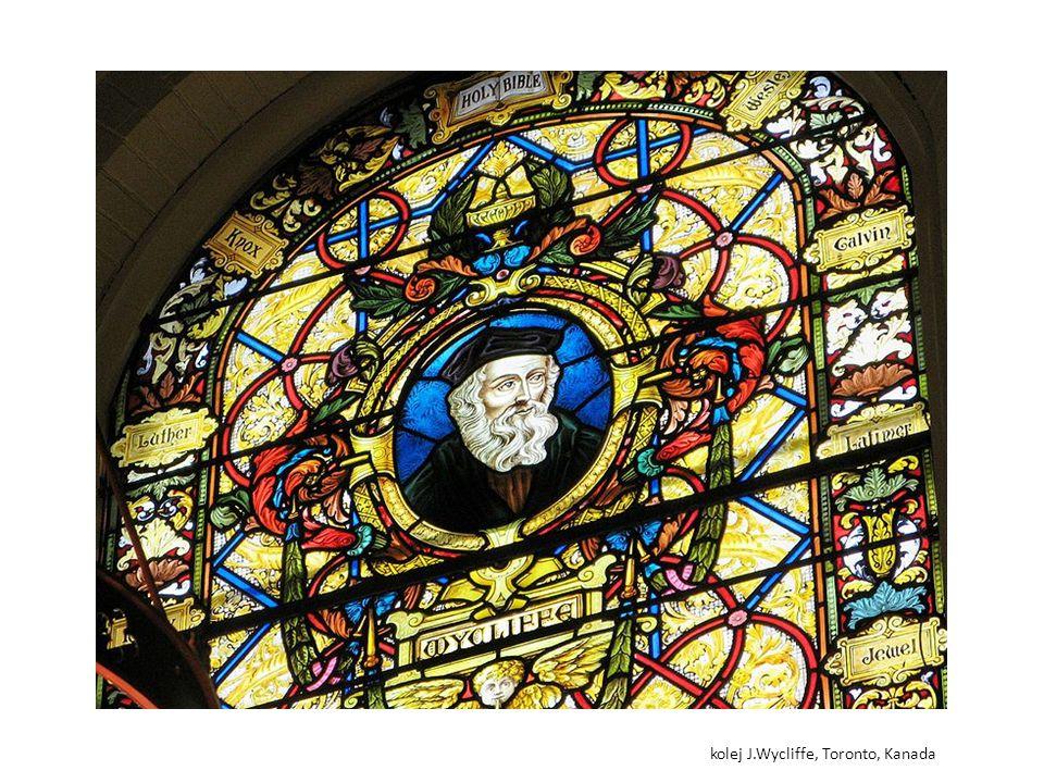 kolej J.Wycliffe, Toronto, Kanada
