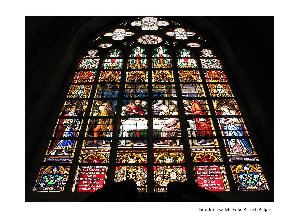 katedrála sv. Michala, Brusel, Belgie