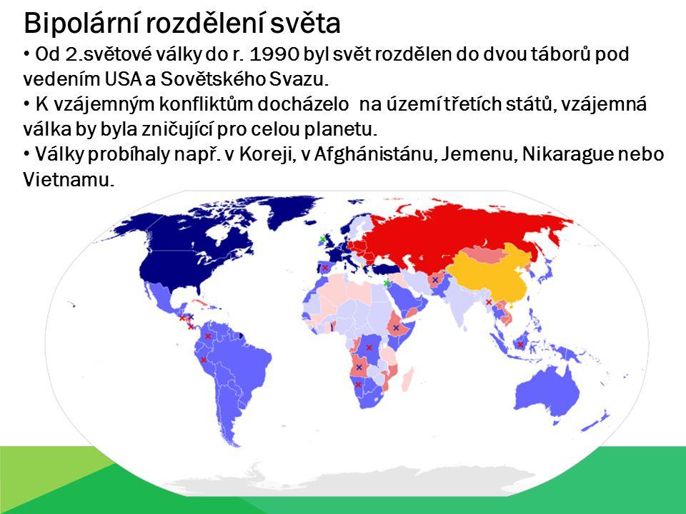 Bipolární rozdělení světa