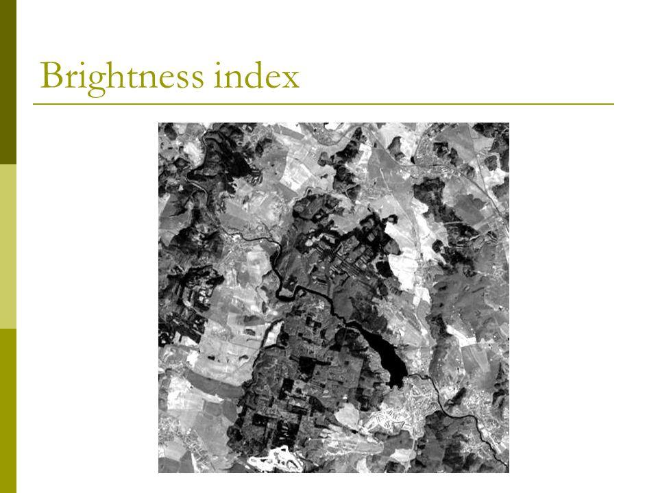 Brightness index