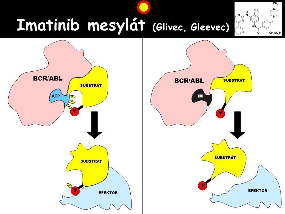 Imatinib mesylát (Glivec, Gleevec)