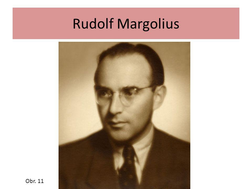 Rudolf Margolius Obr. 11