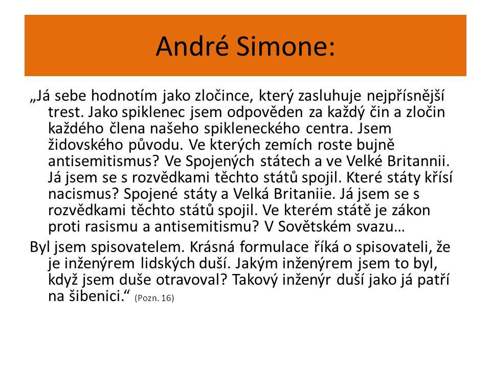 André Simone: