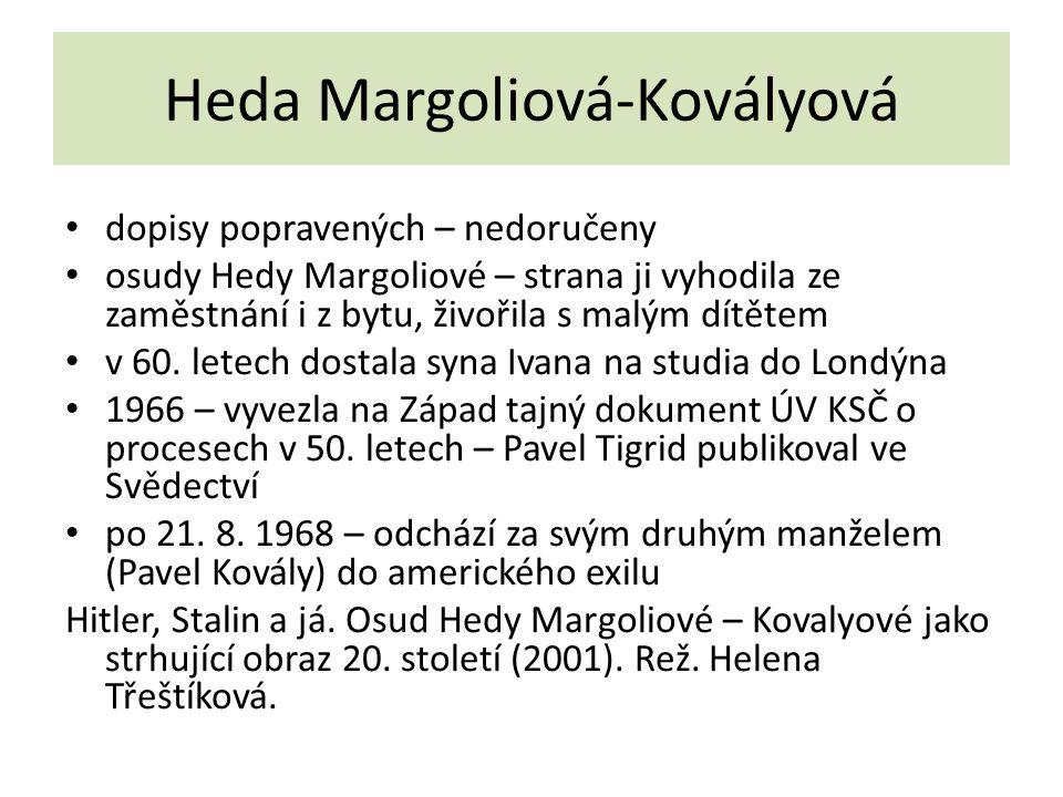 Heda Margoliová-Kovályová