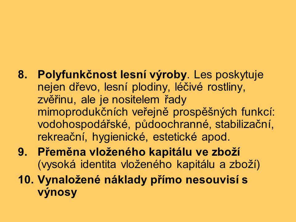 Polyfunkčnost lesní výroby