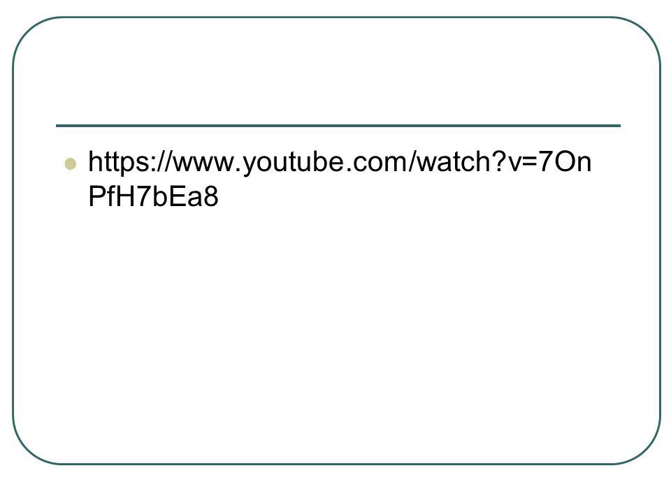 https://www.youtube.com/watch v=7OnPfH7bEa8