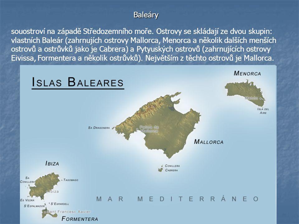 Baleáry