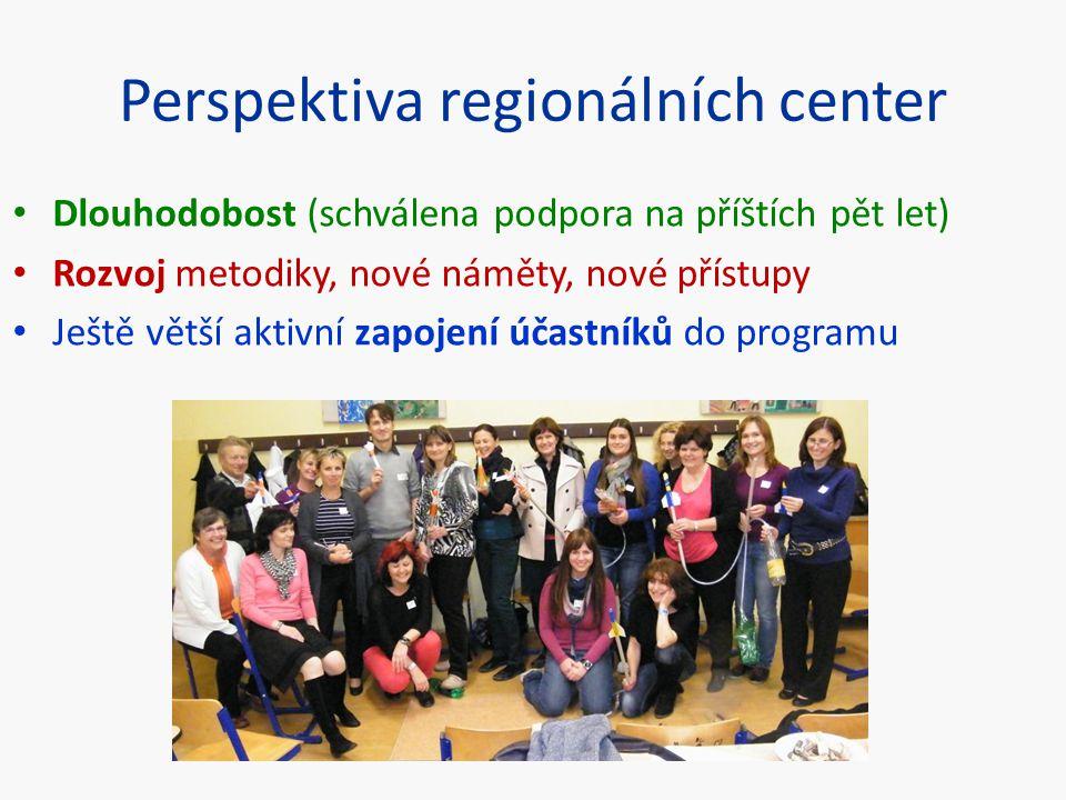 Perspektiva regionálních center