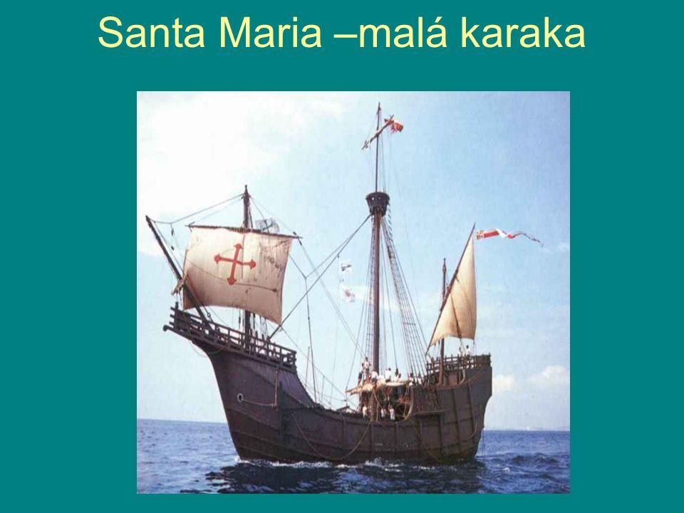 Santa Maria –malá karaka