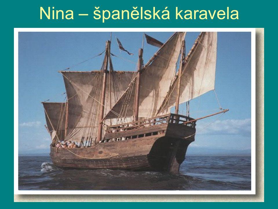 Nina – španělská karavela