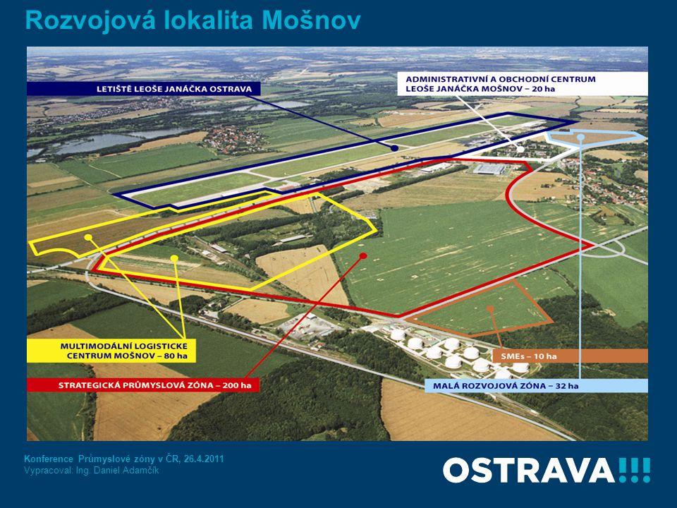 Rozvojová lokalita Mošnov