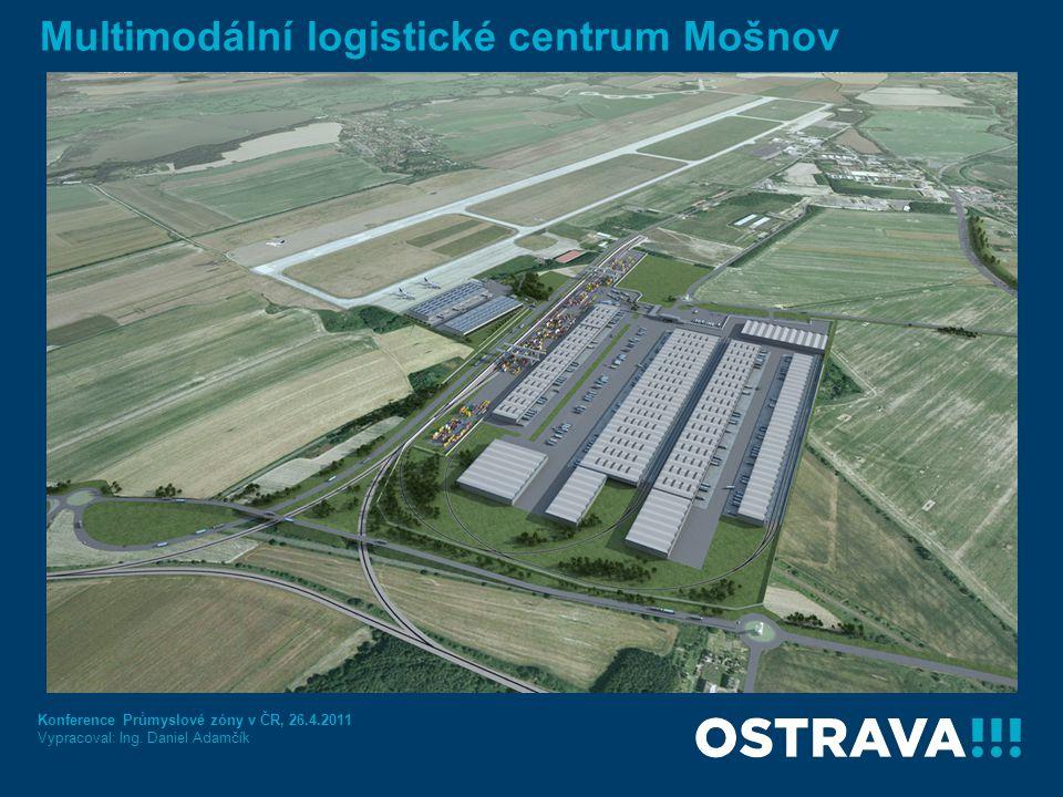 Multimodální logistické centrum Mošnov
