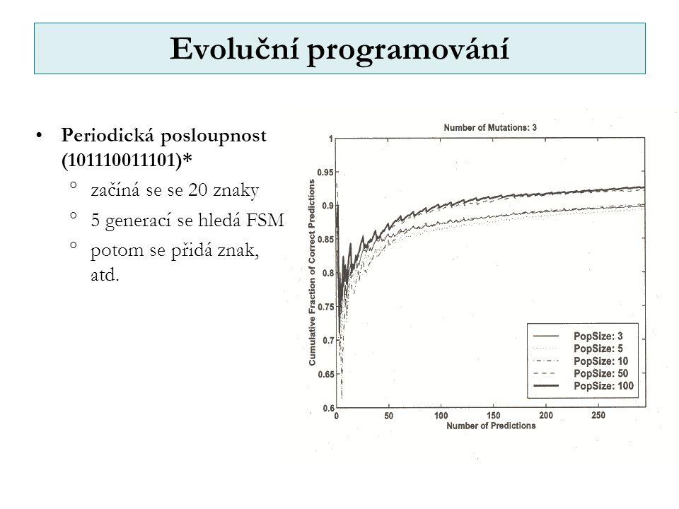 Evoluční programování