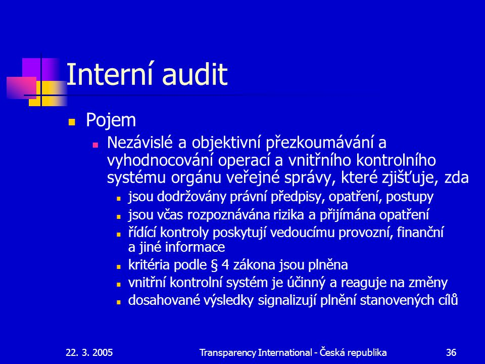 Transparency International - Česká republika
