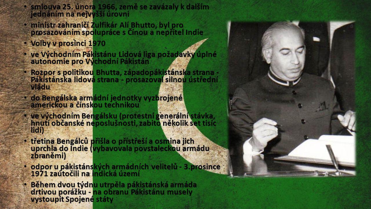 smlouva 25. února 1966, země se zavázaly k dalším jednáním na nejvyšší úrovni