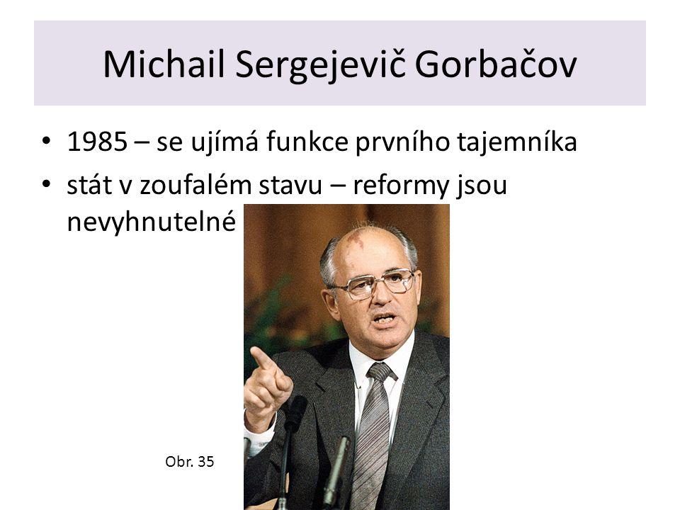 Michail Sergejevič Gorbačov