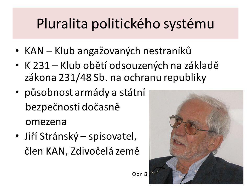 Pluralita politického systému
