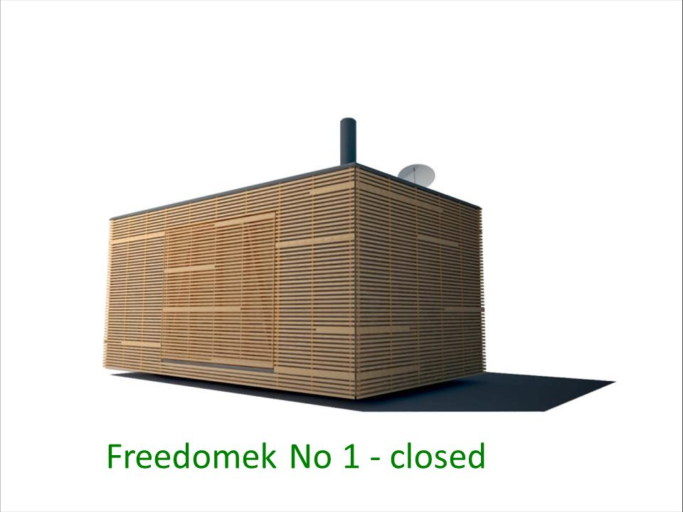 Freedomek No 1 - closed