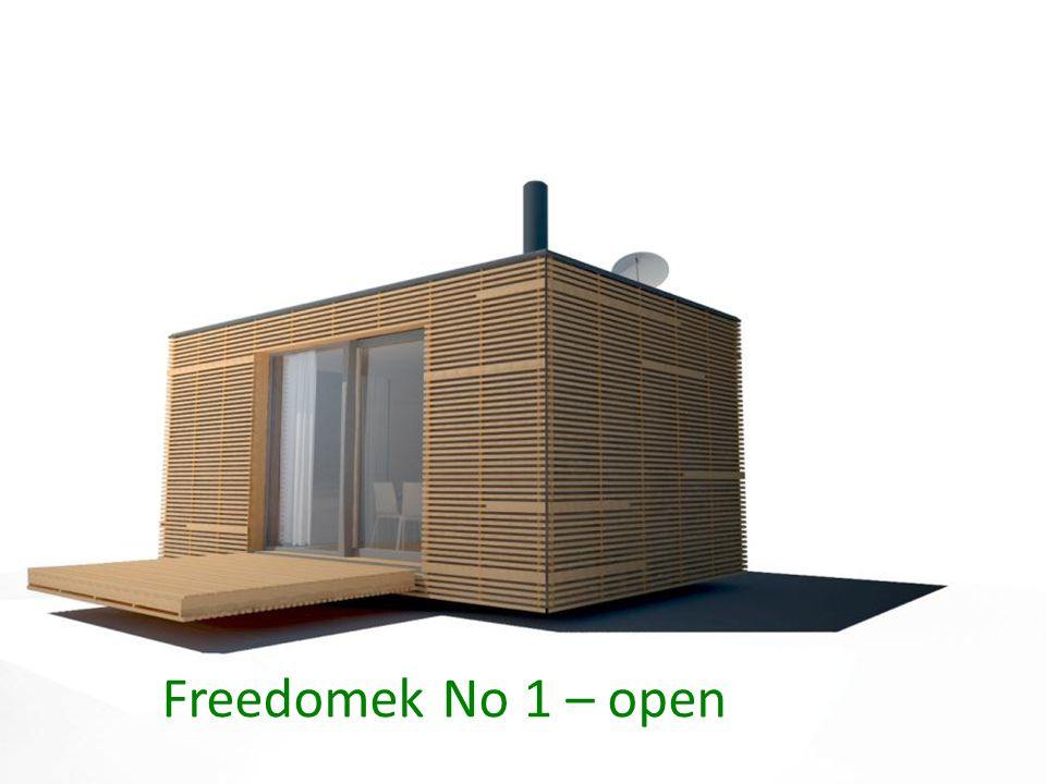 Freedomek No 1 – open