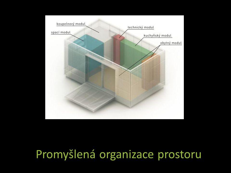 Promyšlená organizace prostoru