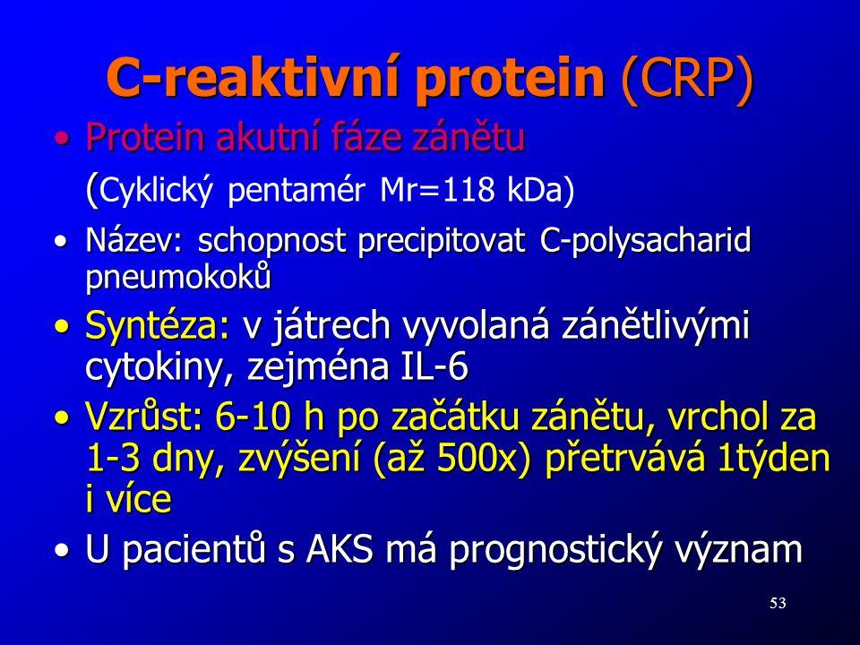 C-reaktivní protein (CRP)