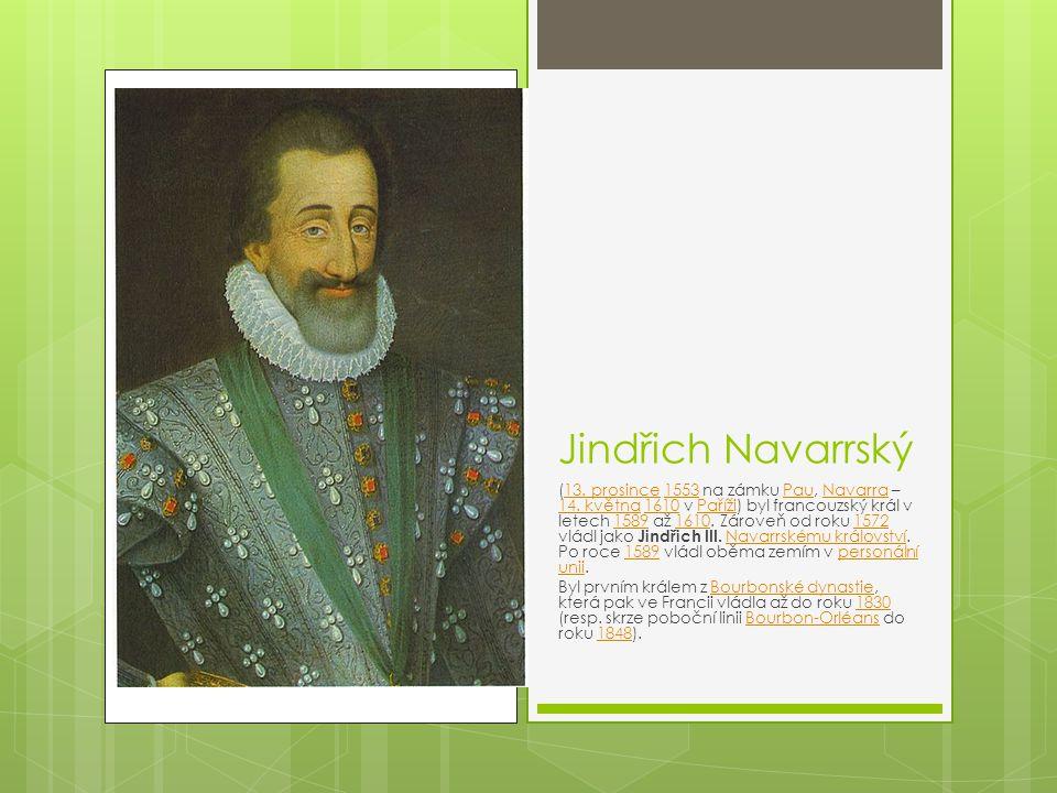 Jindřich Navarrský
