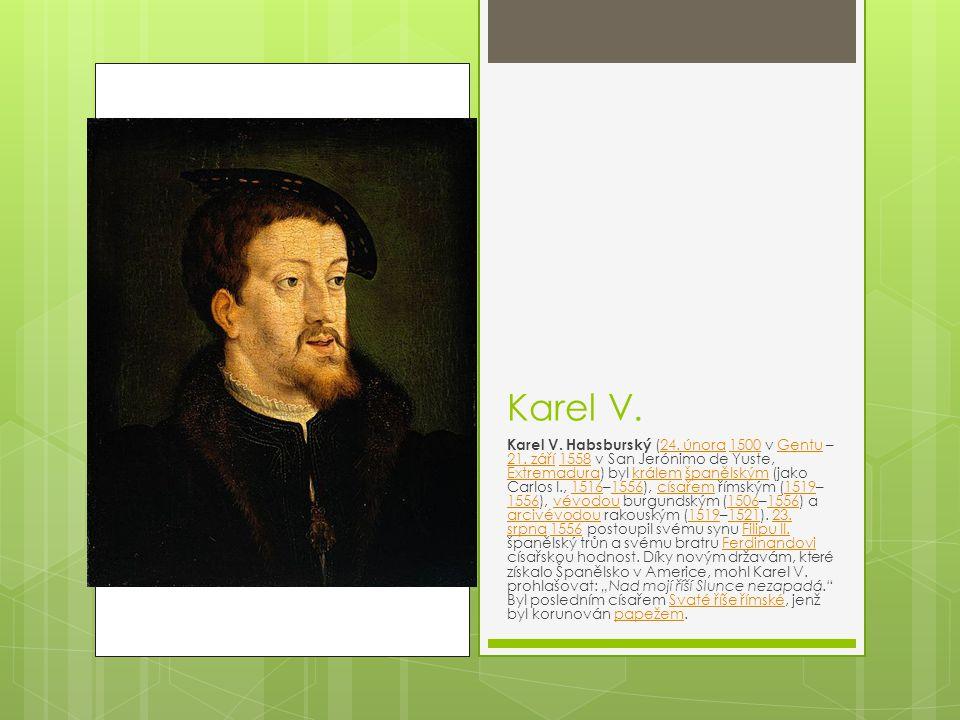 Karel V.