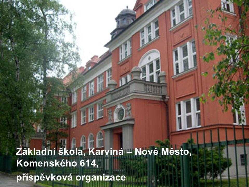 Základní škola, Karviná – Nové Město, Komenského 614,