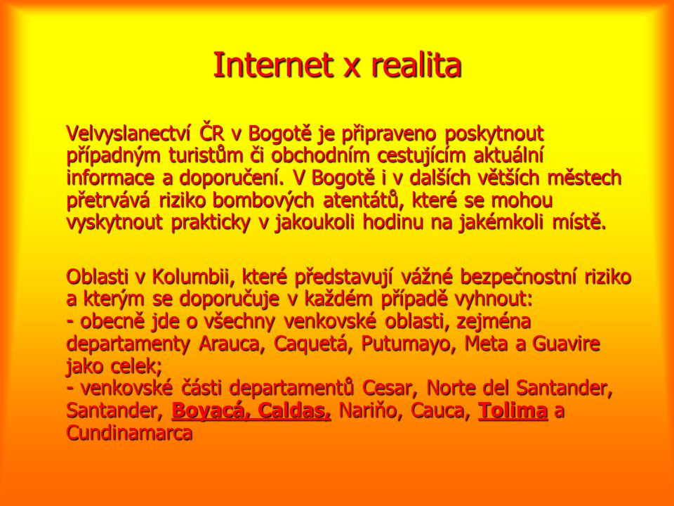 Internet x realita