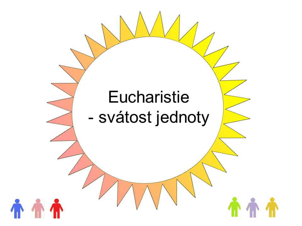 Eucharistie - svátost jednoty