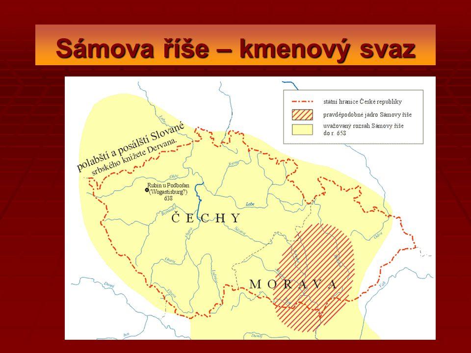Sámova říše – kmenový svaz