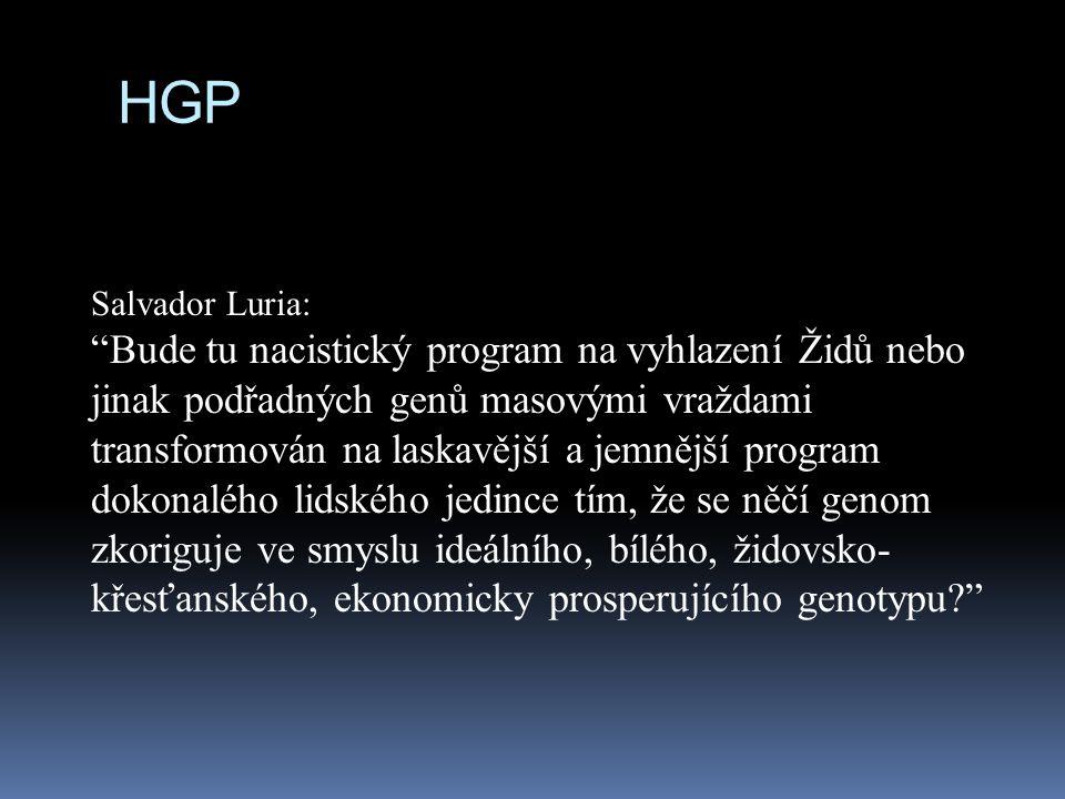 HGP Salvador Luria: