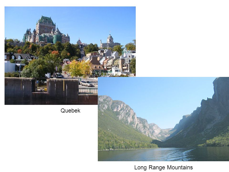 Quebek Long Range Mountains