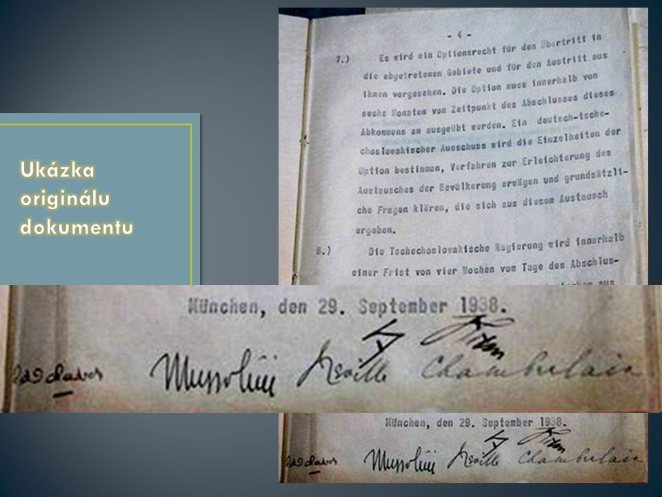 Ukázka originálu dokumentu