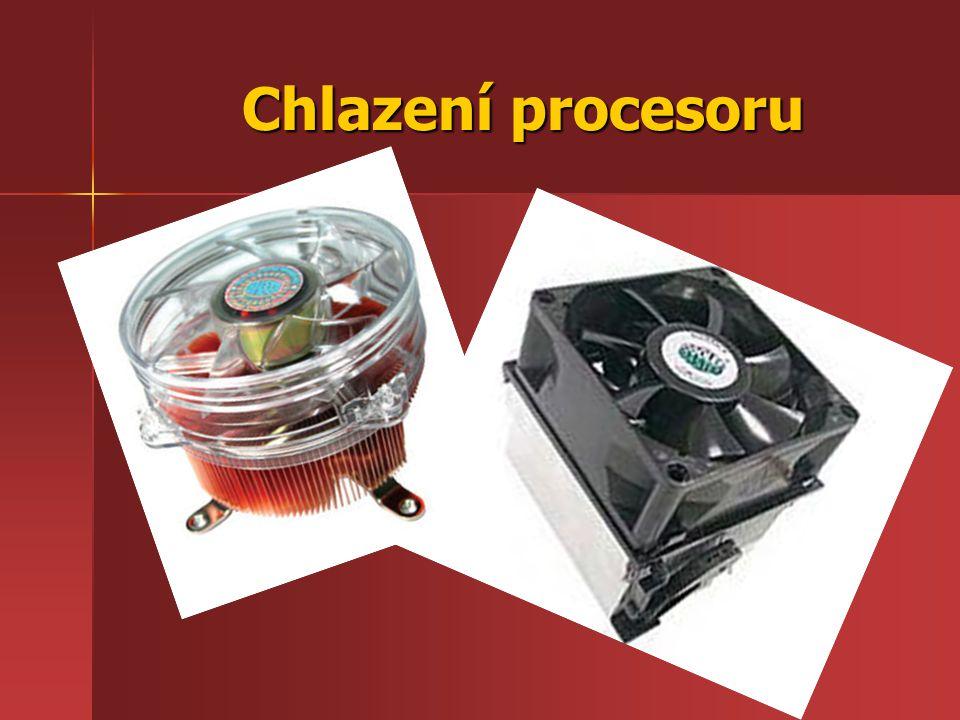 Chlazení procesoru