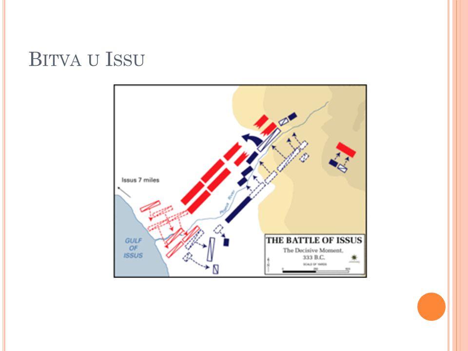 Bitva u Issu