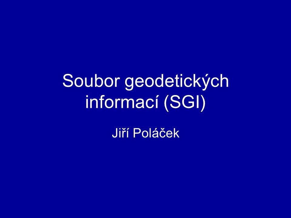Soubor geodetických informací (SGI)