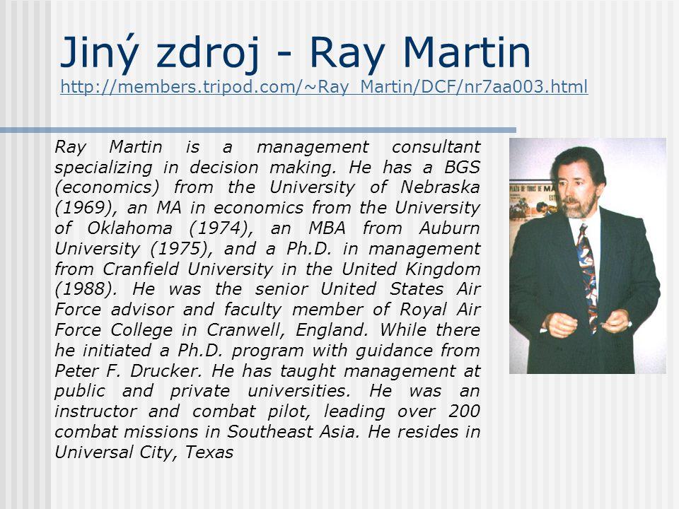 Jiný zdroj - Ray Martin http://members. tripod