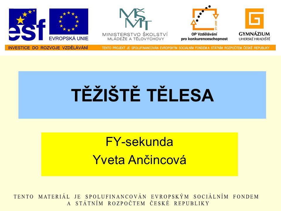 FY-sekunda Yveta Ančincová