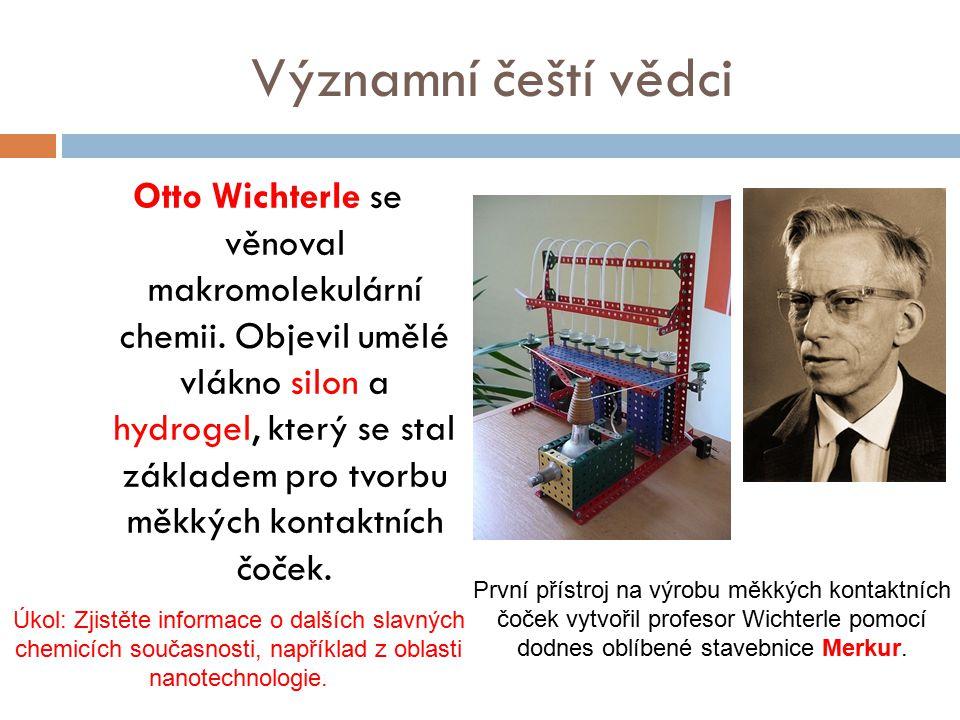 Významní čeští vědci