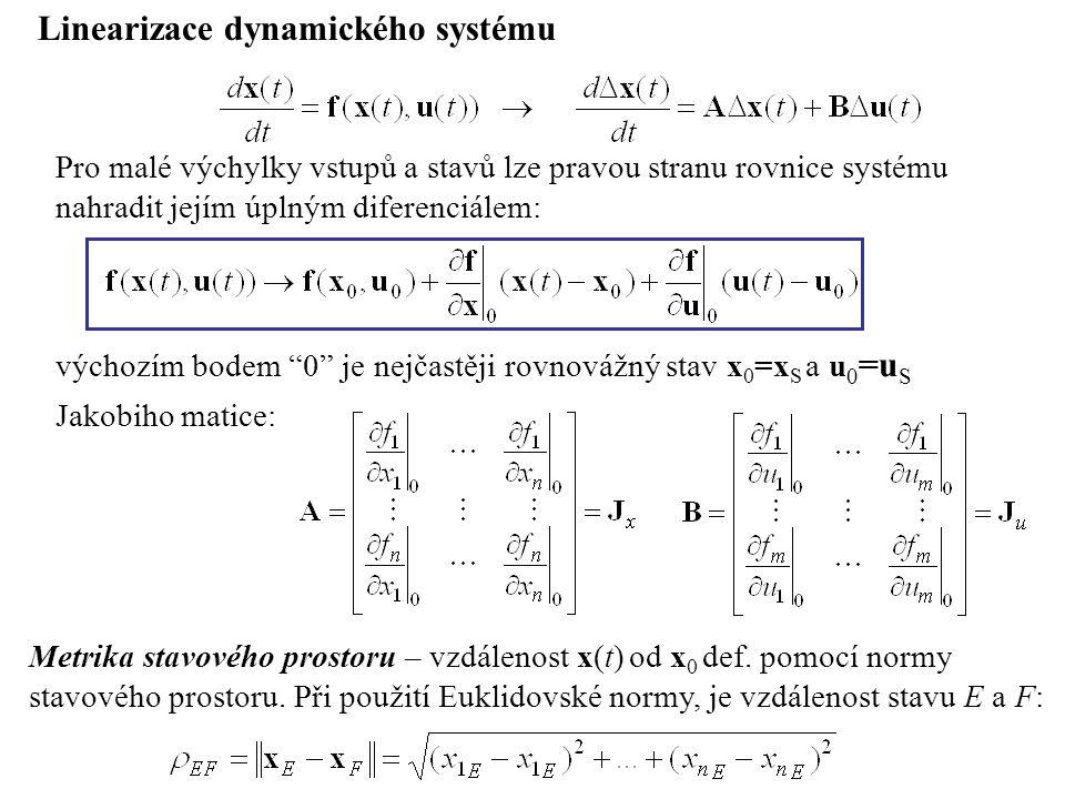 Linearizace dynamického systému