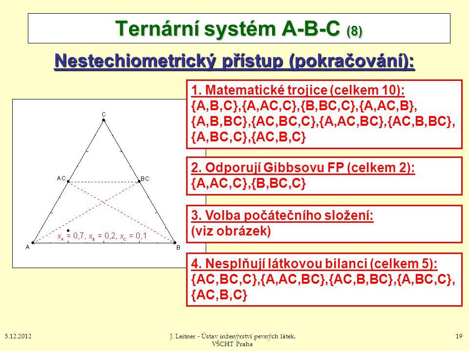 Ternární systém A-B-C (8)