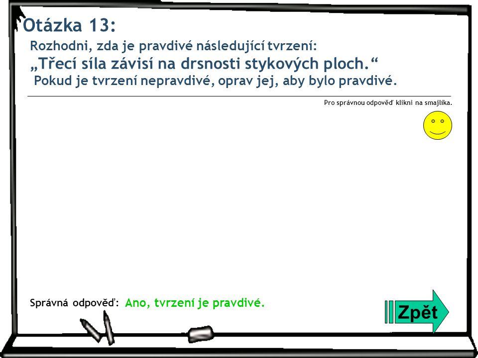 Otázka 13: