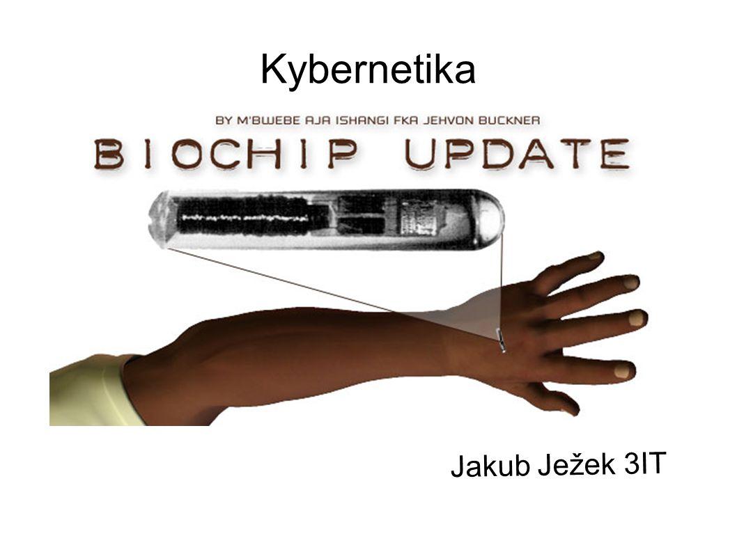 Kybernetika Jakub Ježek 3IT
