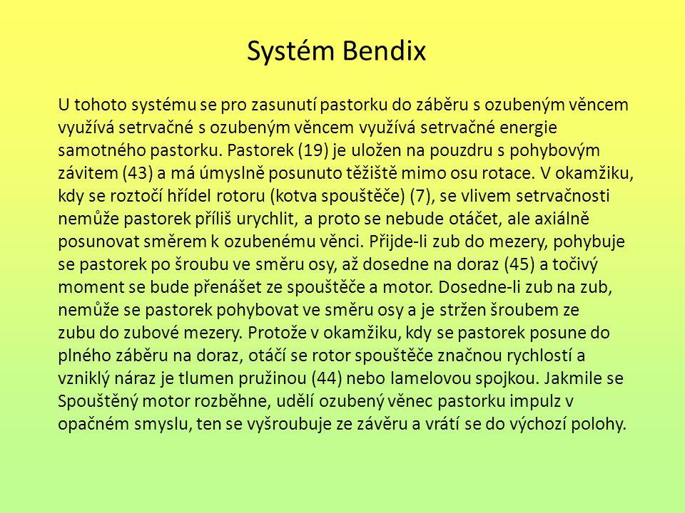 Systém Bendix