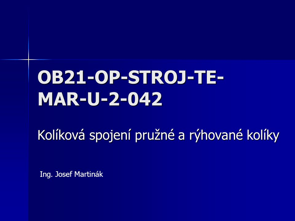 OB21-OP-STROJ-TE-MAR-U-2-042