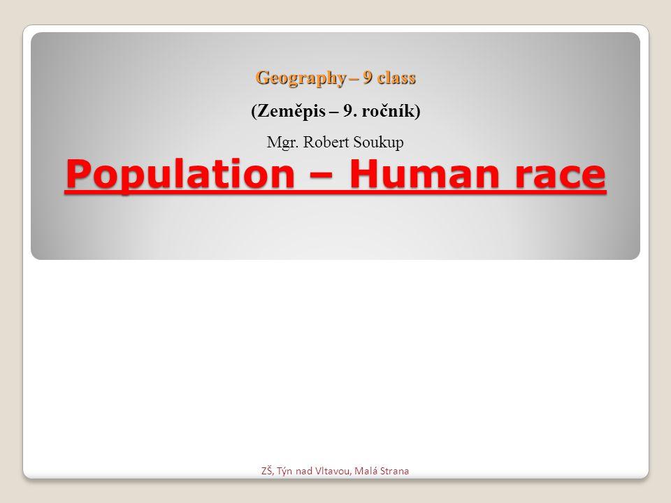 Population – Human race